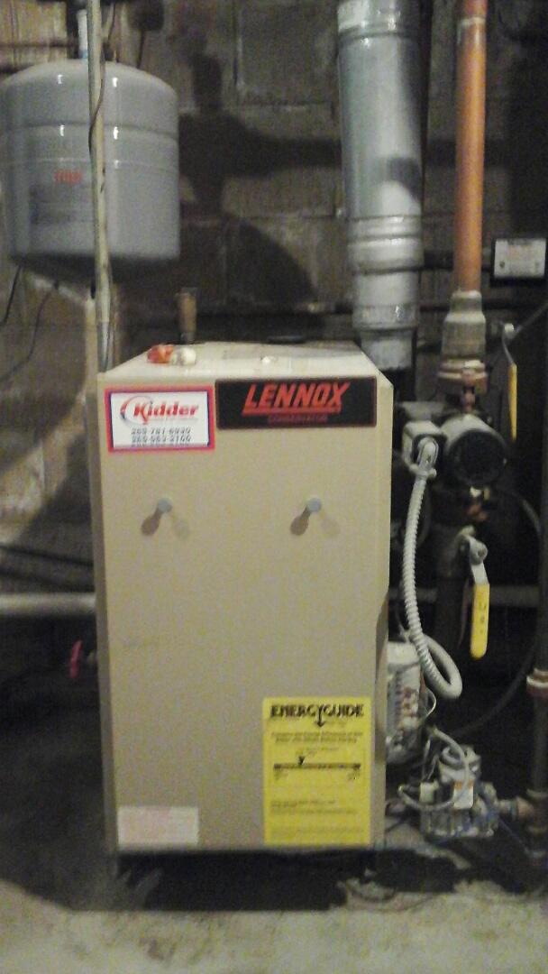Battle Creek, MI -  Boiler tune up