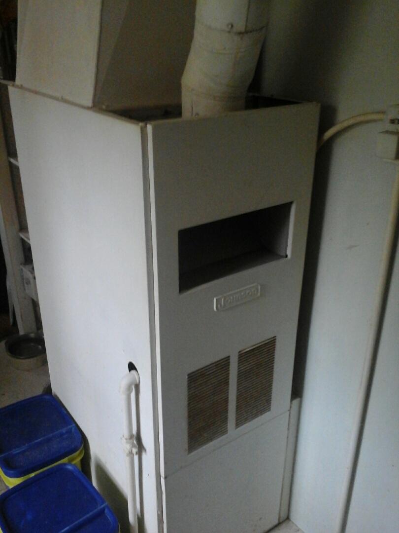 Battle Creek, MI - Belt drive motor seized on a Johnson furnace