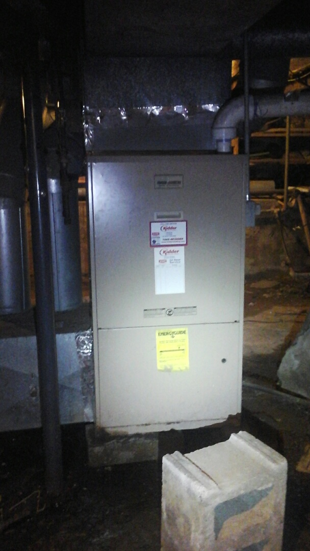 Tekonsha, MI - Furnace repair, clean burners