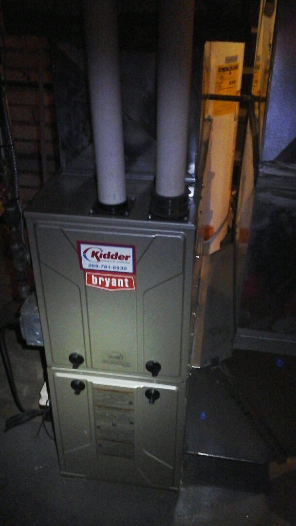 Battle Creek, MI - Regular furnace maintenance