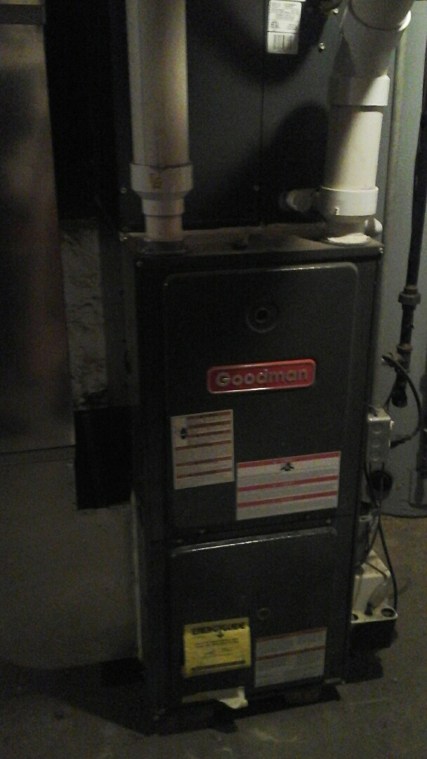 Bellevue, MI - Goodman Furnace repair