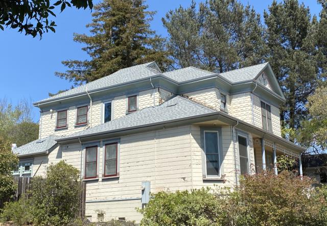 Petaluma, CA - Are we perfect? No! Do our backs ache from carrying North Bay gutter / home protection every day of the work week? You'll have to ask our chiropractors. But it's worth it to keep your homes looking good and protected!