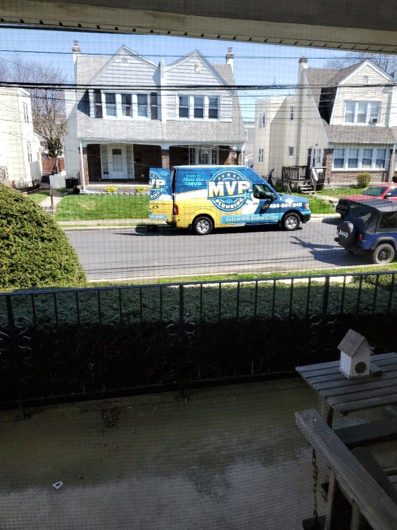 Havertown, PA - Emergency water pipe repair in Drexel hill Pa