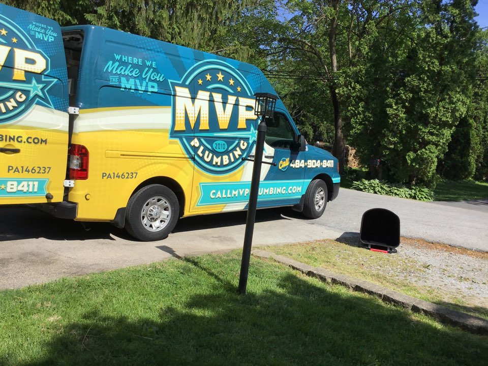 West Chester, PA - Replaced garbage disposal in West Chester pa