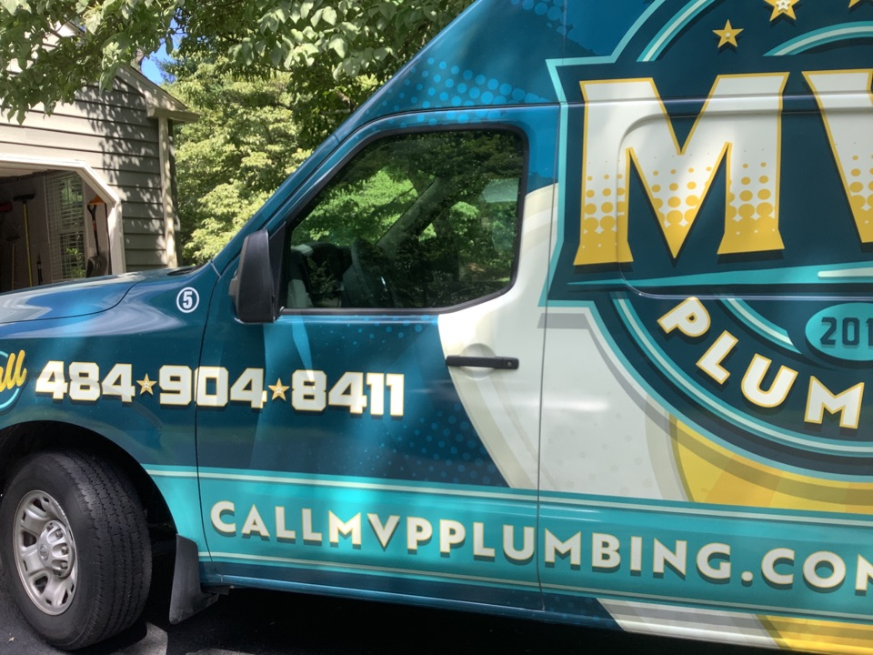 West Chester, PA - Unclogged main drain and repaired condensate line.