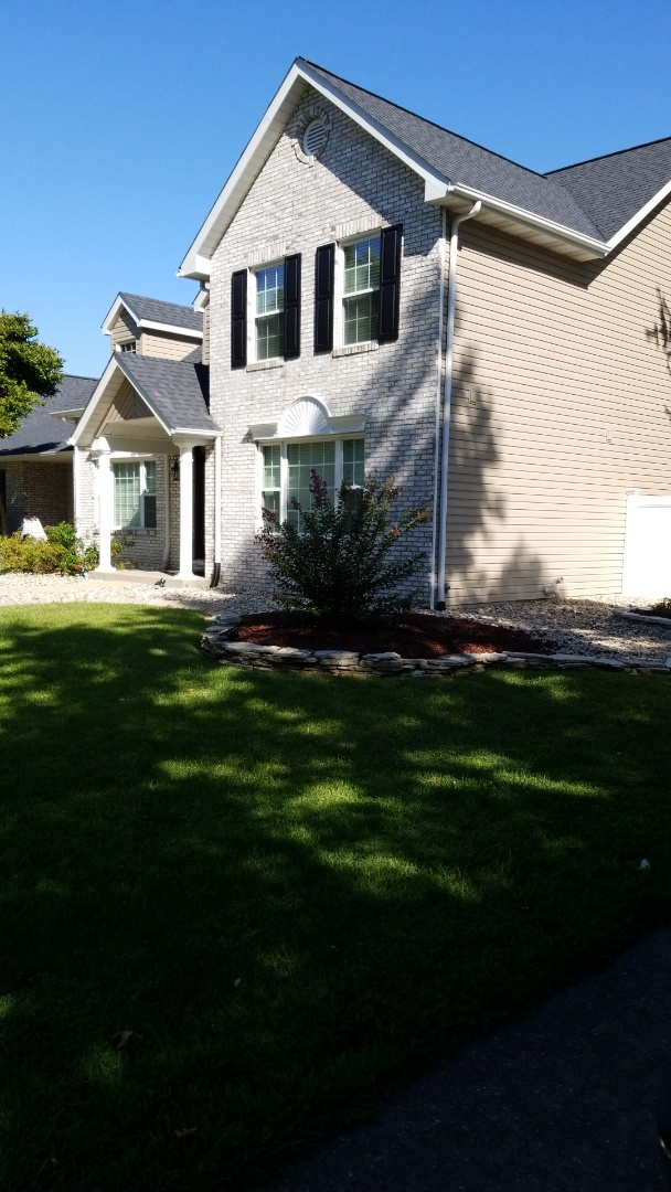 Collinsville, IL - total exterior remodel