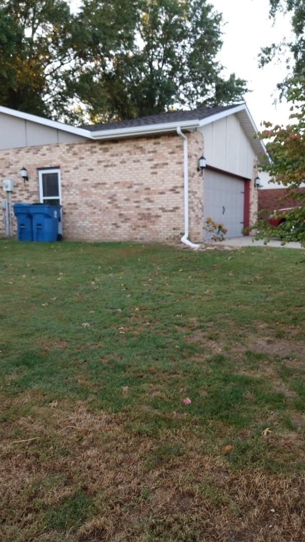 Belleville, IL - storm damage inspection