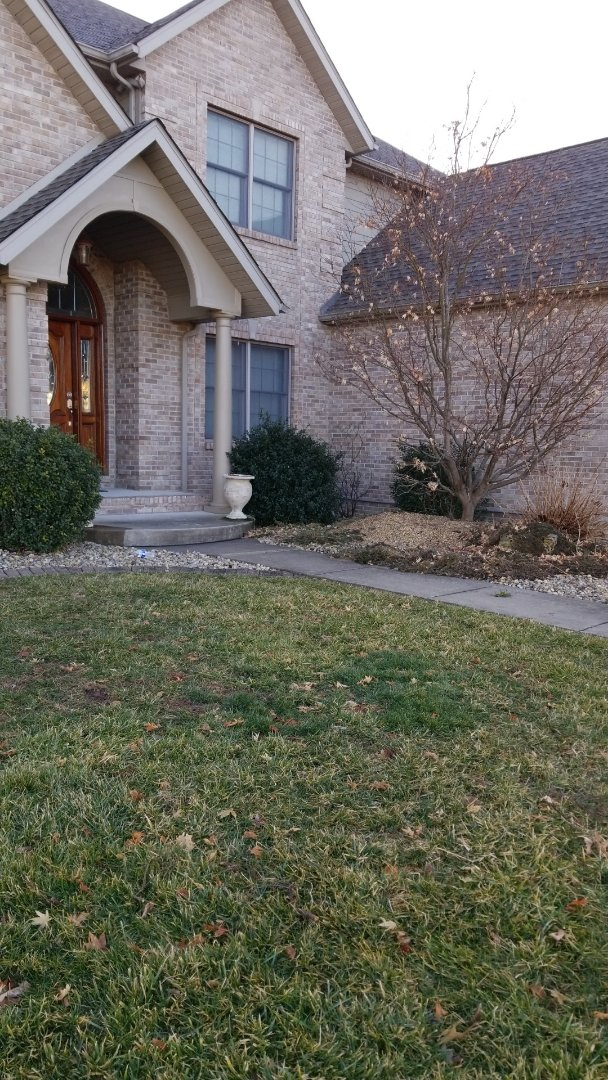 Edwardsville, IL - Roofing project