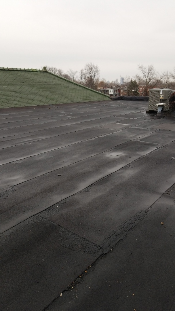 St. Louis, MO - flat roof take off