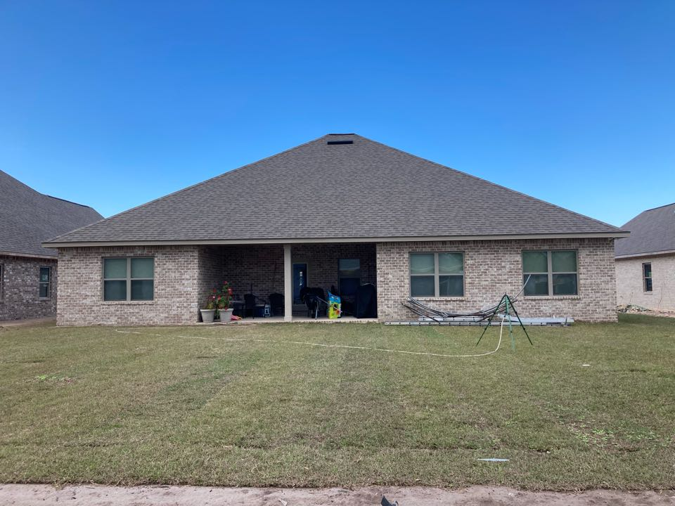Pensacola Beach, FL - Military? Just bought a house? Not sure who to call? Let us come help you out the finishing touches on your new home with gutters and privacy fence. Call Gutter Solutions and Home Improvements today!