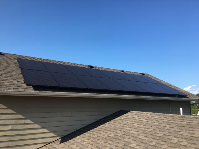 Burlington, WA - Install Solar at a residence in Burlington, WA