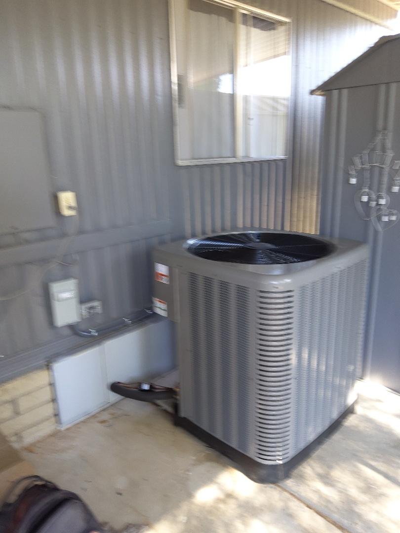 Tucson, AZ - New install first time customer
