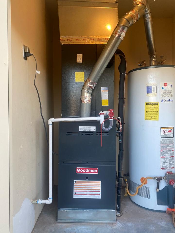 Tucson, AZ - Install new system