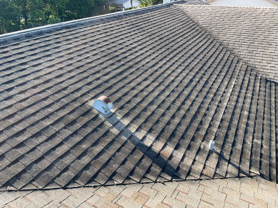 Orlando, FL - Active roof leak report while homeowner is remodeling home. Customer needs a repair quote and possible roof replacement.