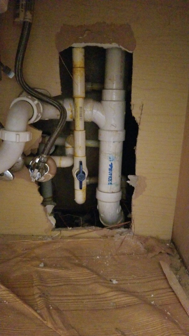 Memphis, TN - Fixed cpvc water leak