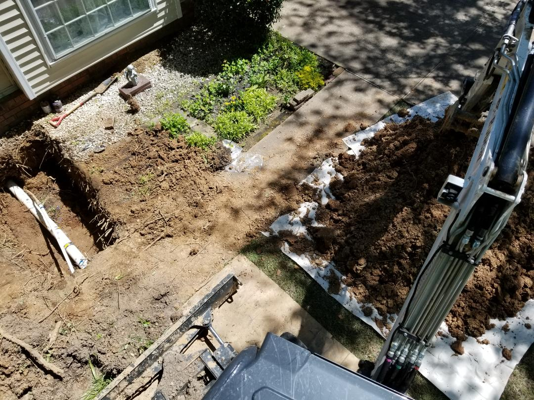 Germantown, TN - Spot repair