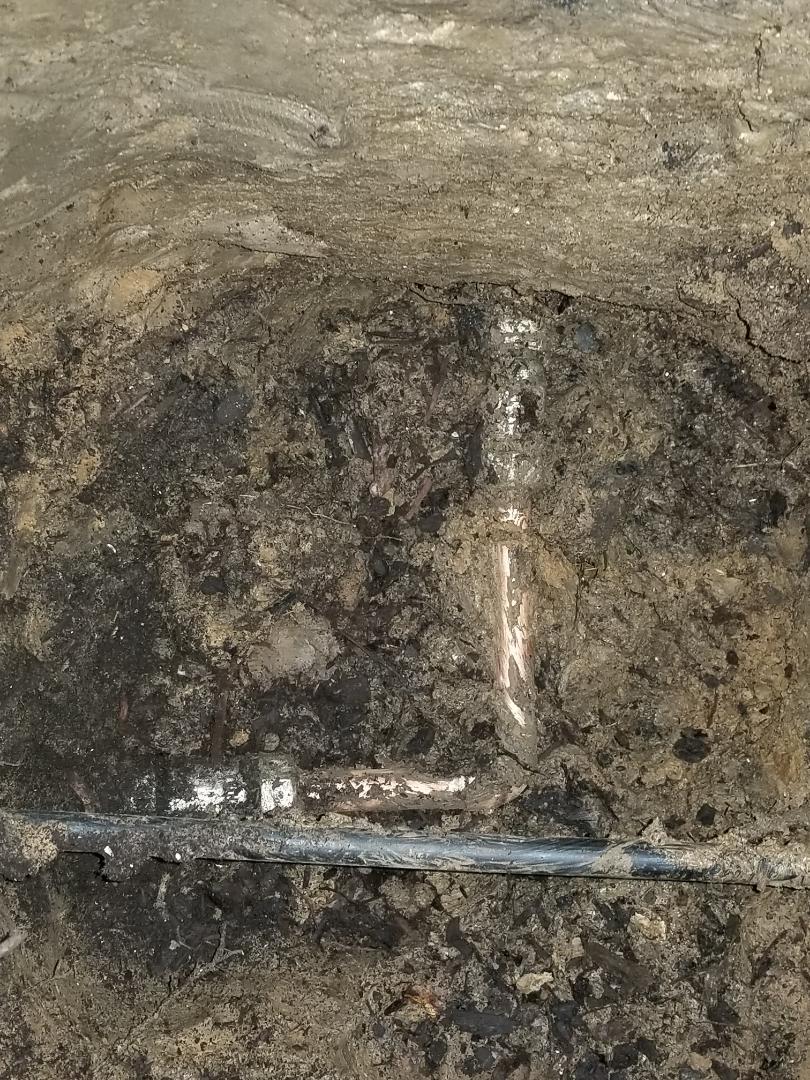 Memphis, TN - Water leak repair