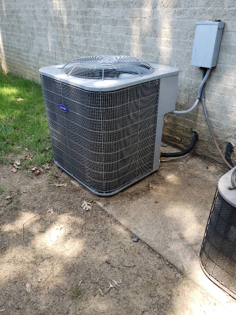 Collierville, TN - Instal new 4 Ron condensor an coil in Collierville
