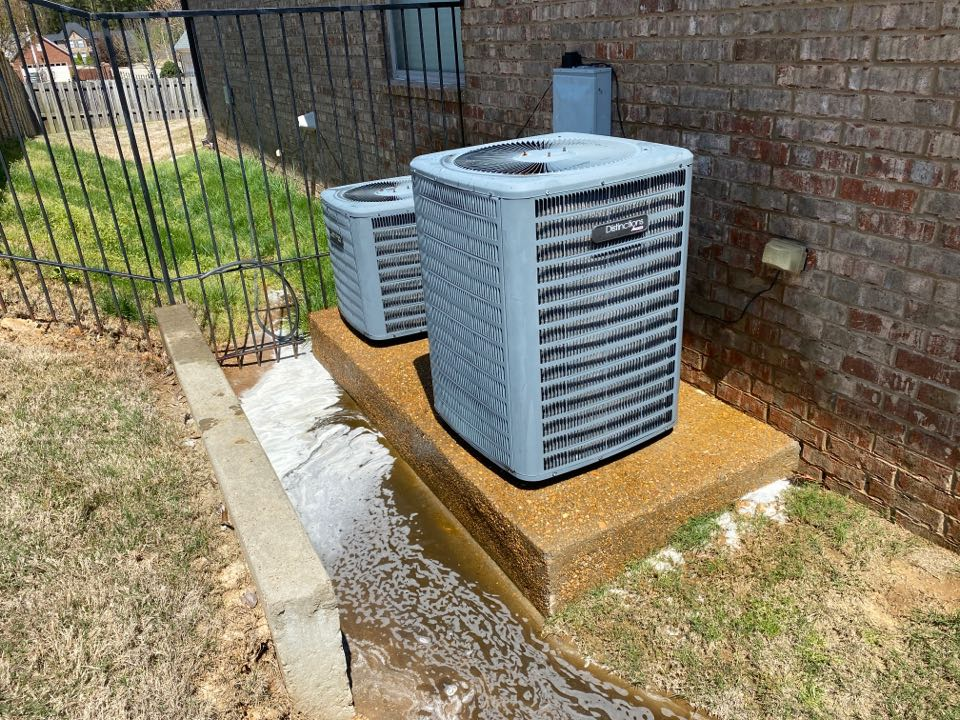 Lakeland, TN - A/c cleaning