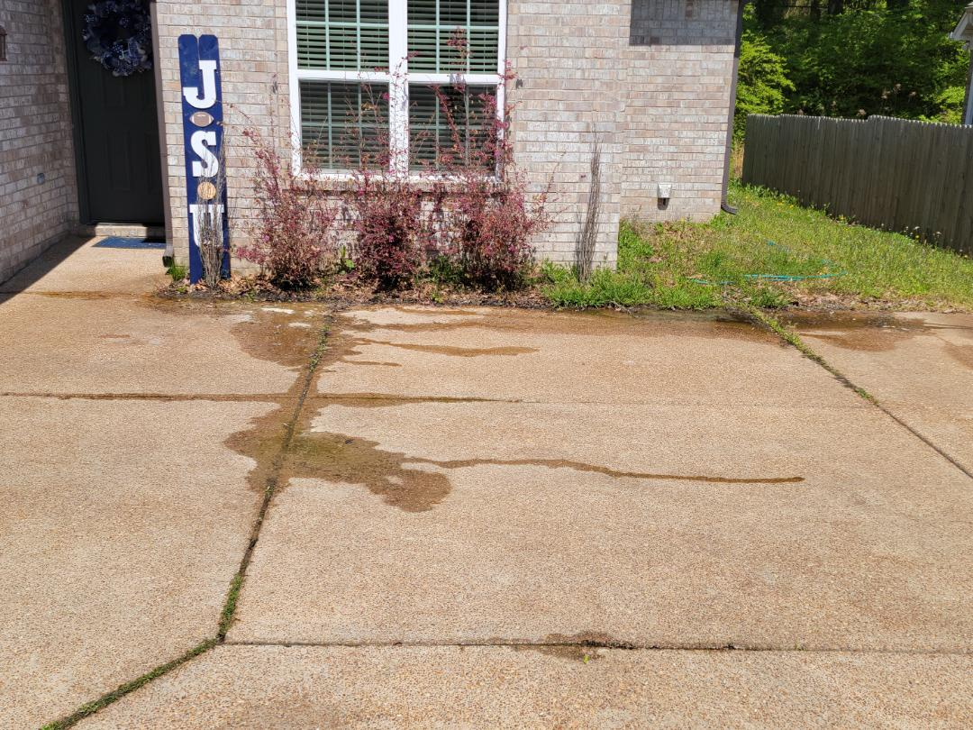 Olive Branch, MS - Slab leak