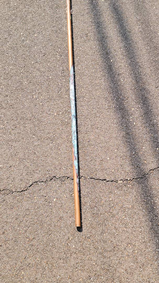 Germantown, TN - Water leak plumbing Service call