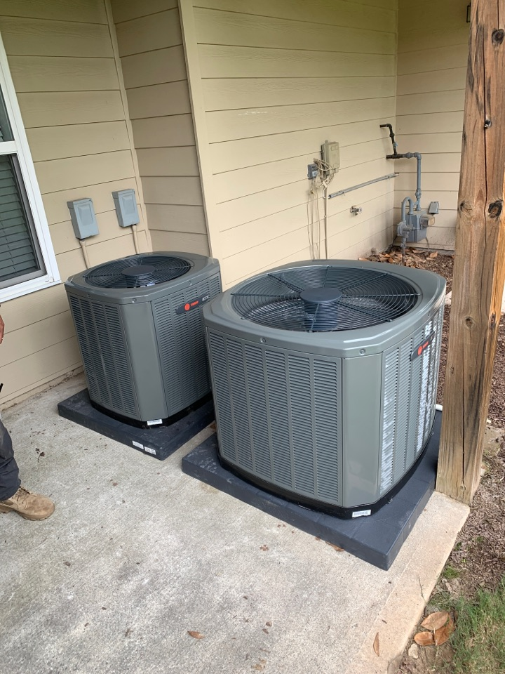 Double system install