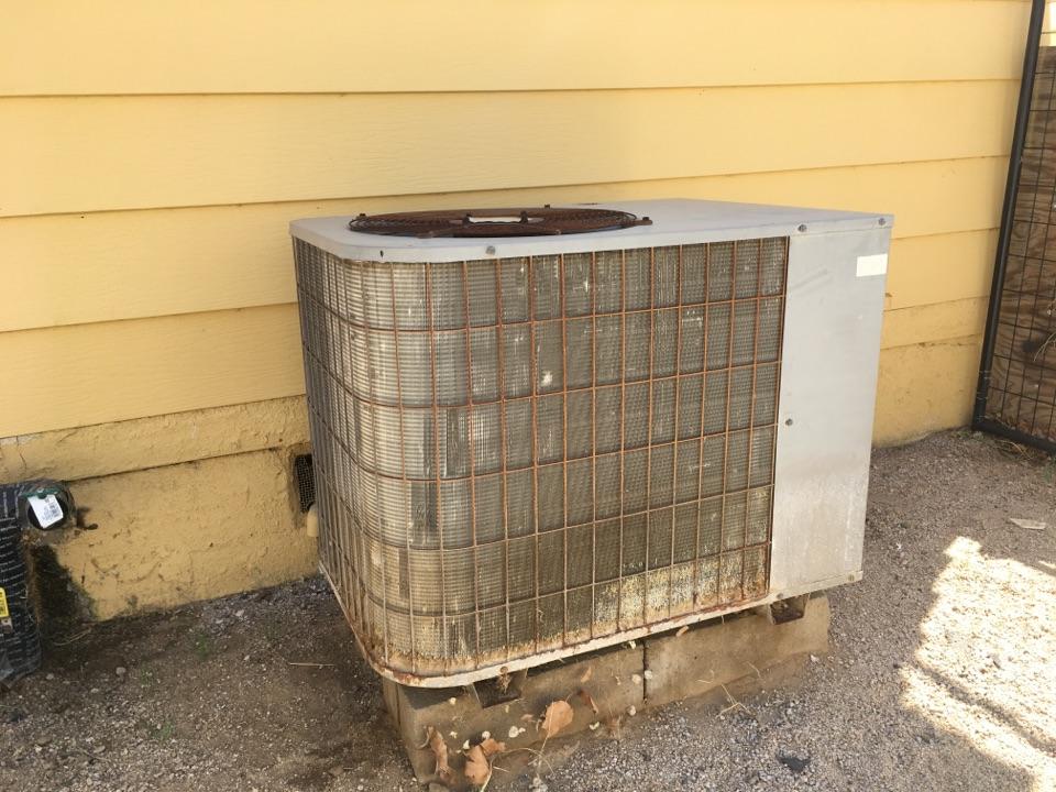 Palmdale, CA - Mobil home free air conditioner estimate