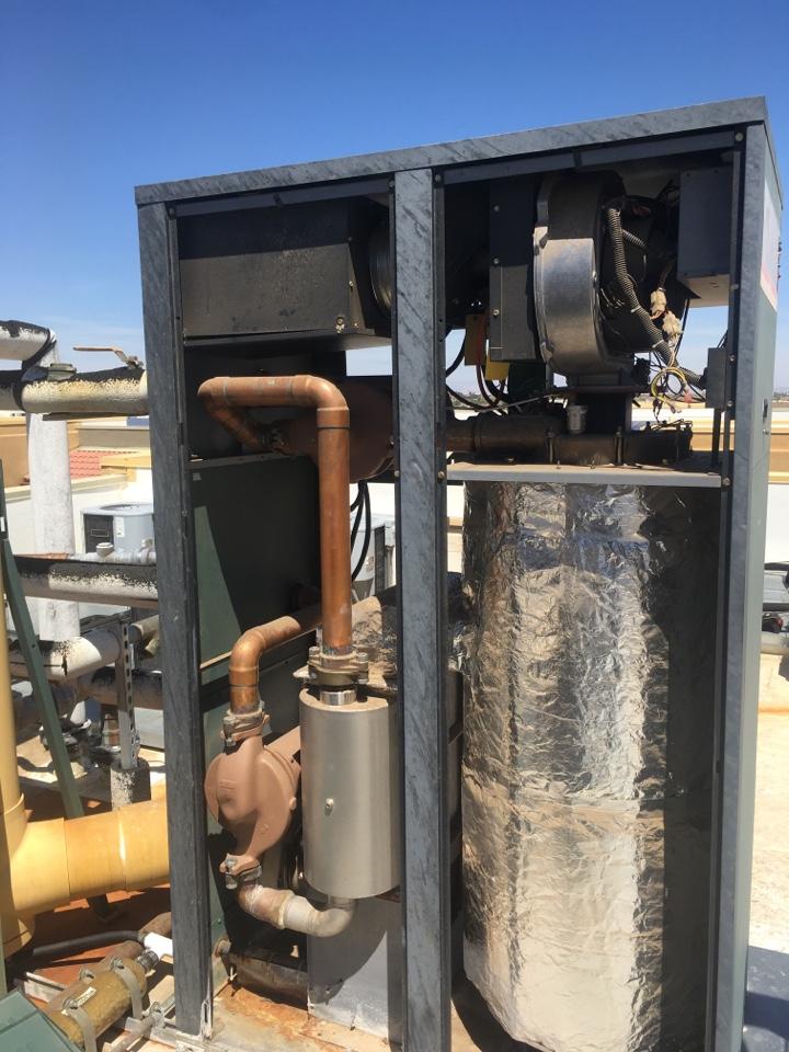 Palmdale, CA - Raypak boiler repair