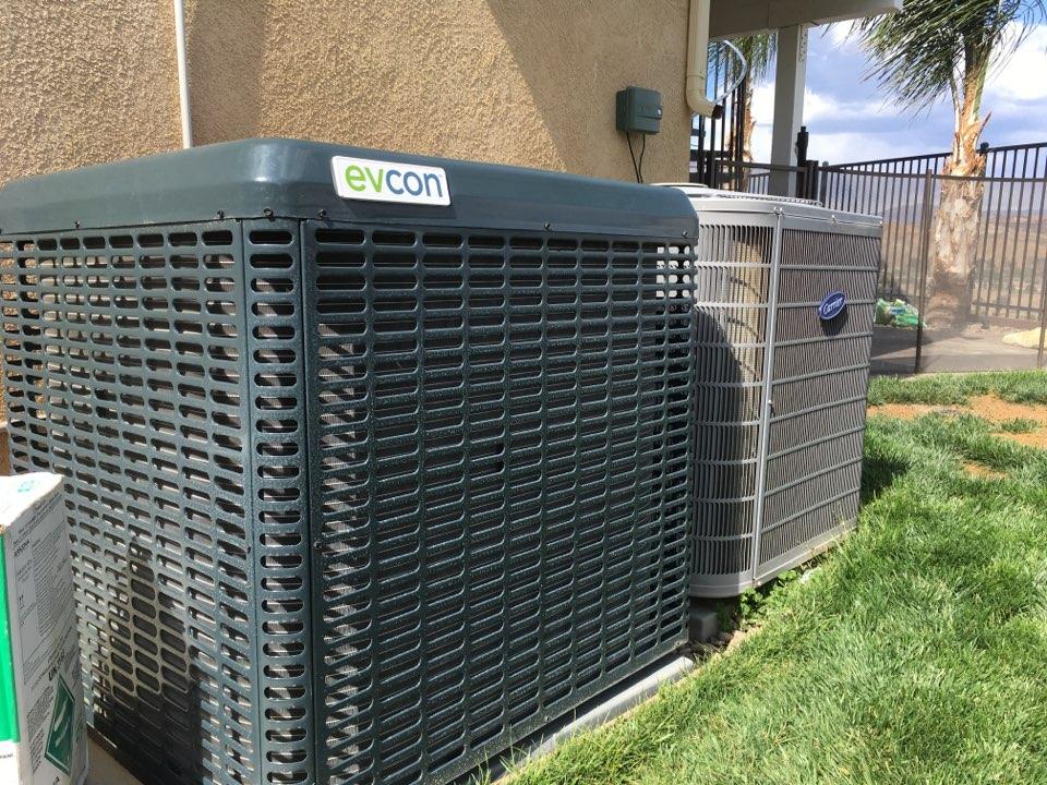 Castaic, CA - EVCON air conditioner repair