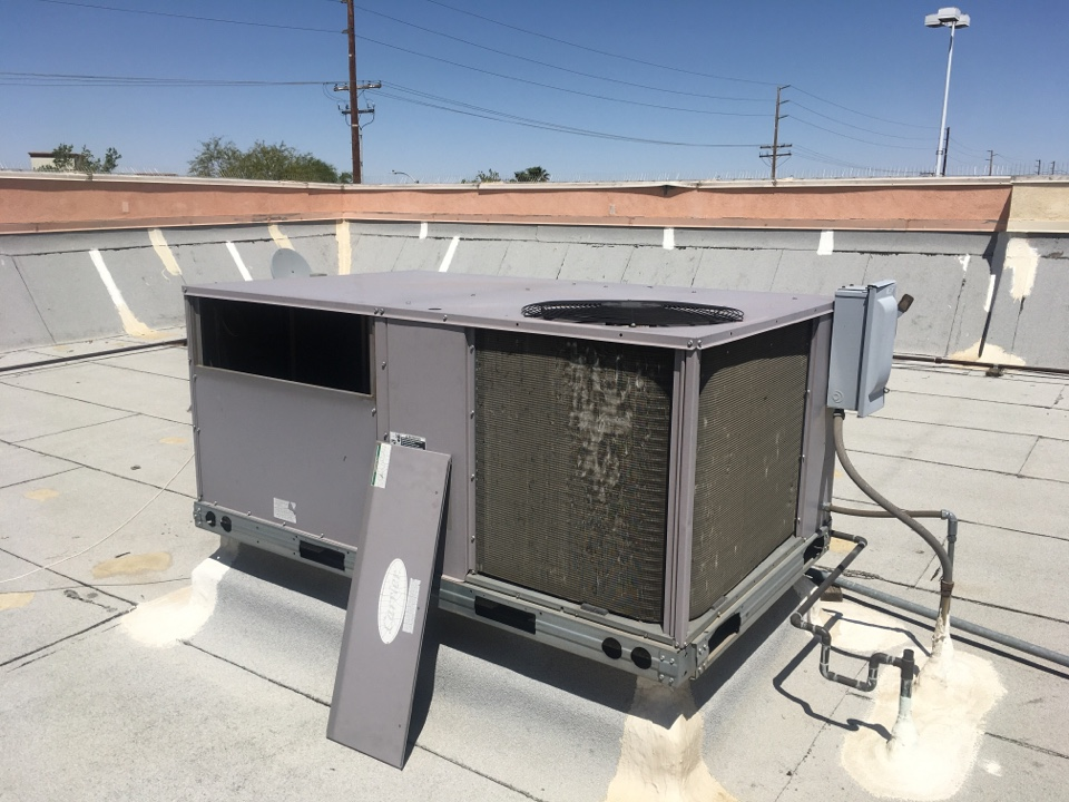 Palmdale, CA - Carrier commercial air conditioning service
