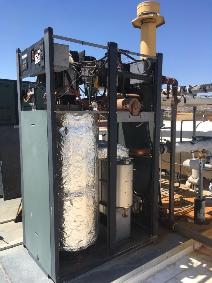 Palmdale, CA - Raypak commercial boiler service