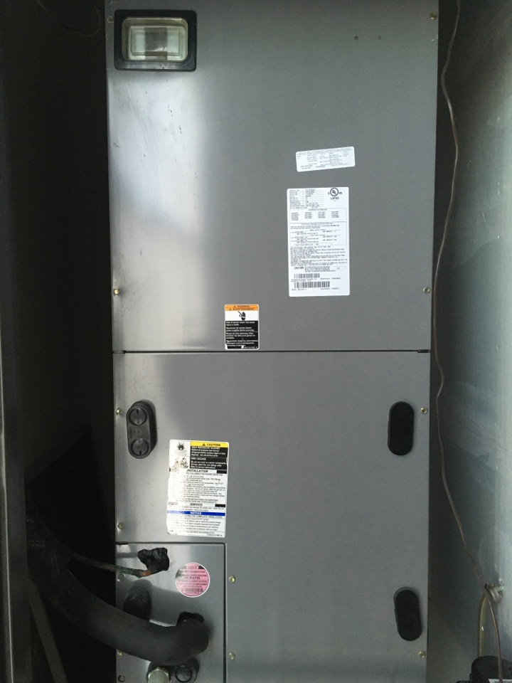 Lancaster, CA - Carrier AC repair