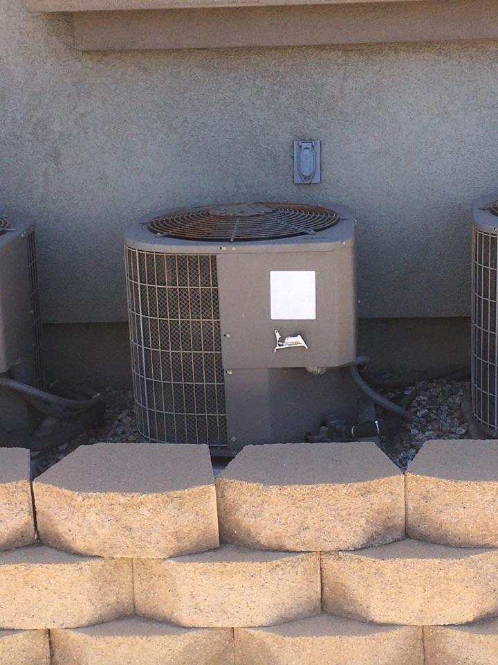Castaic, CA - Bryant air conditioner service