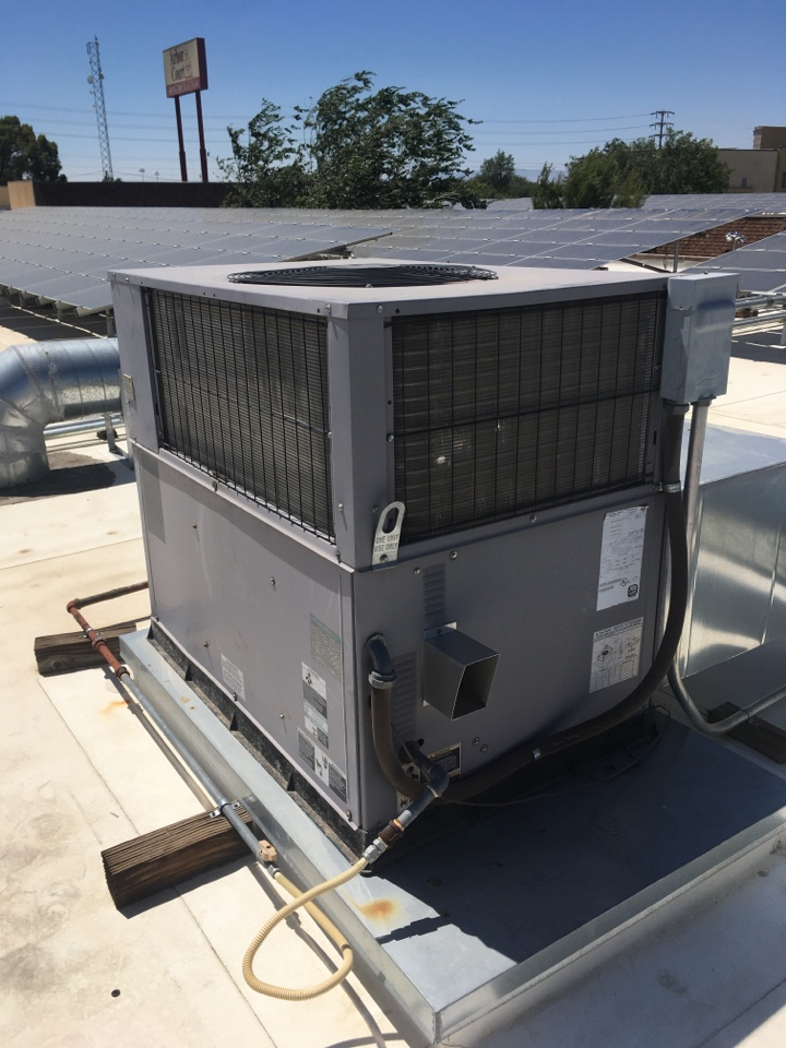 Lancaster, CA - Commercial Carrier air conditioning service