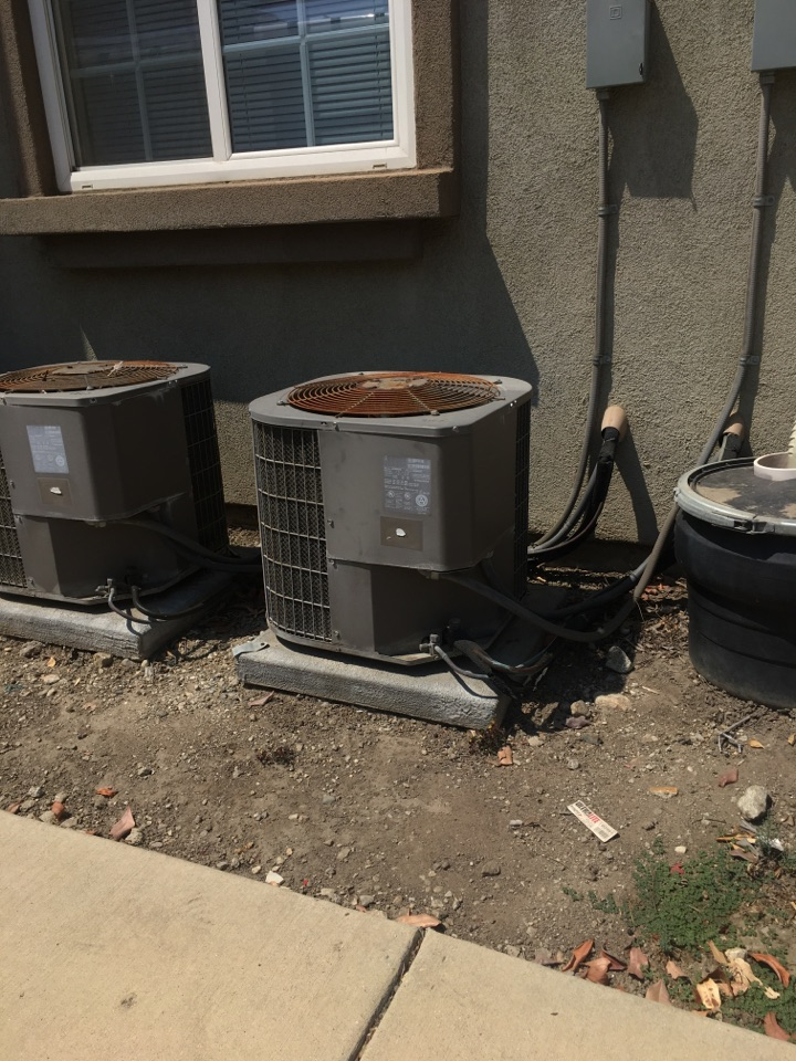 Castaic, CA - Commercial Air conditioning service