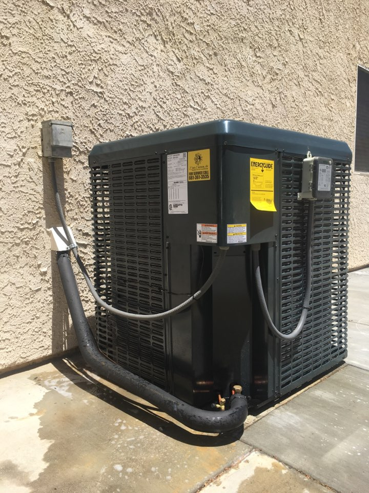 Palmdale, CA - New Air conditioner replacement