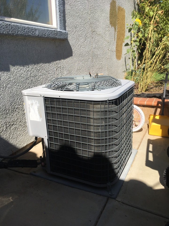 Palmdale, CA - Carrier air-conditioner repair