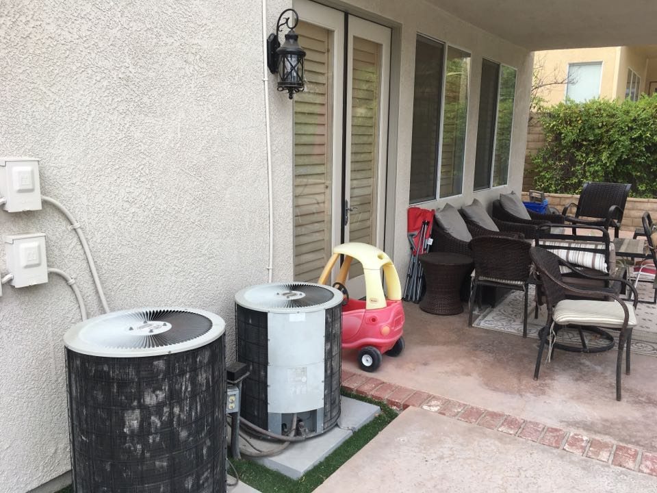 Palmdale, CA - Air conditioning service