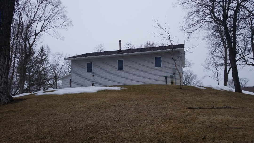 Detroit Lakes, MN - New Owens Corning Duration Storm shingle installed.  Teak color. Hail resistant shingle.