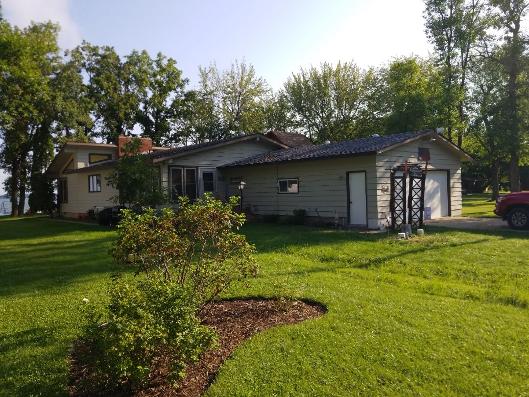 Perham, MN - Homeowner is requesting a free estimate for shingle roof replacement