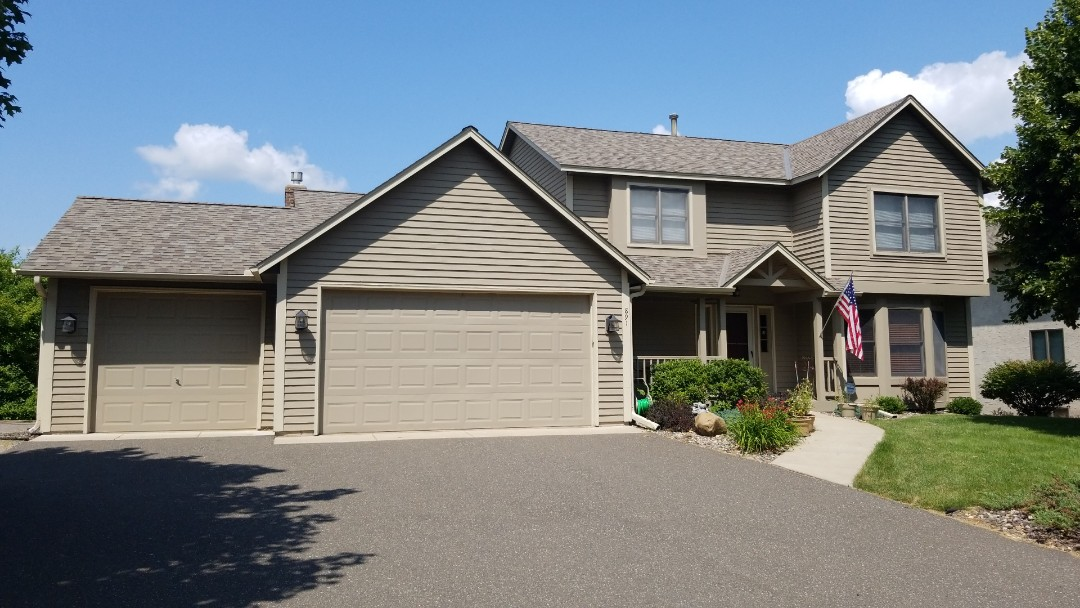 Stillwater, MN - New Owens Corning duration shingles driftwood color 50 or warranty