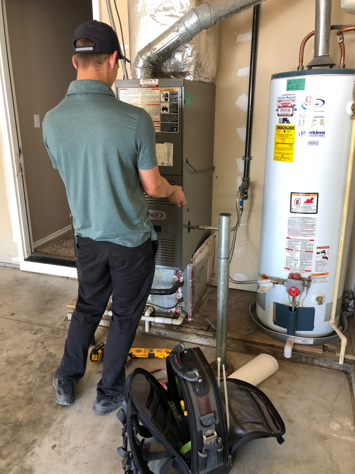 Nampa, ID - Performed annual maintenance for a customer in Nampa