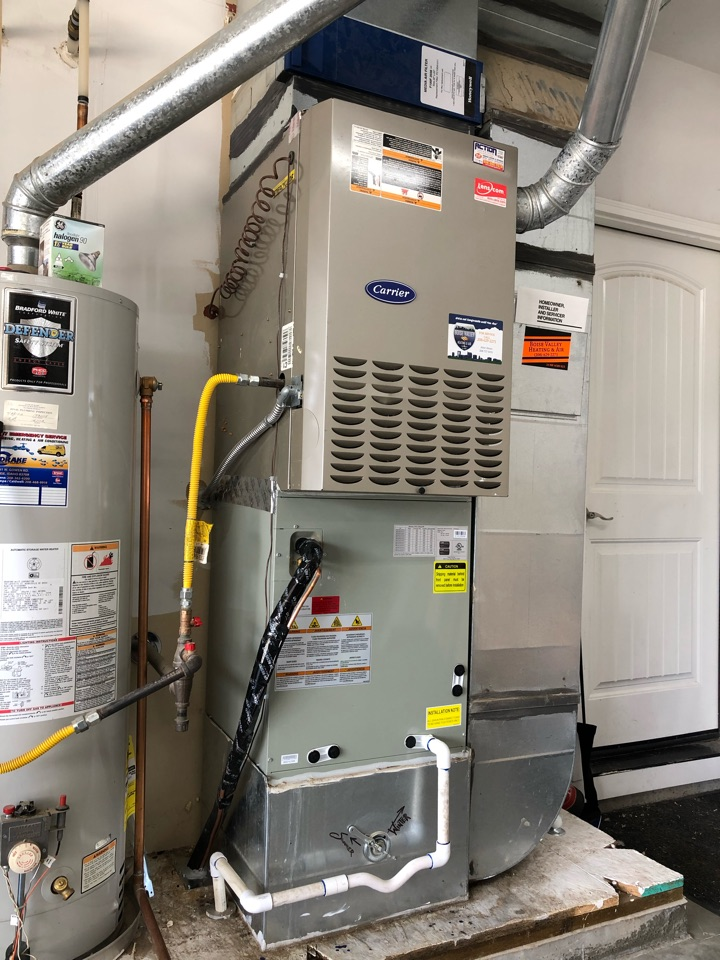 Boise, ID - Installed a new American Standard AC and Coil for a great customer in the Boise area.