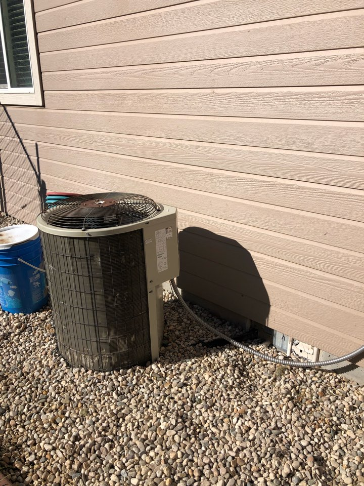 Boise, ID - Diagnosed and replaced a customers compressor fan motor getting there system back to proper working order fast.