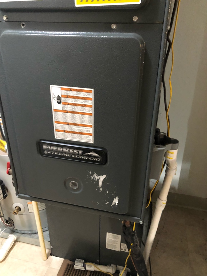 Boise, ID - Diagnosed a customers furnace. Furnace had a tripped limit switch. Limit switch has been fixed and furnace is back up and running.
