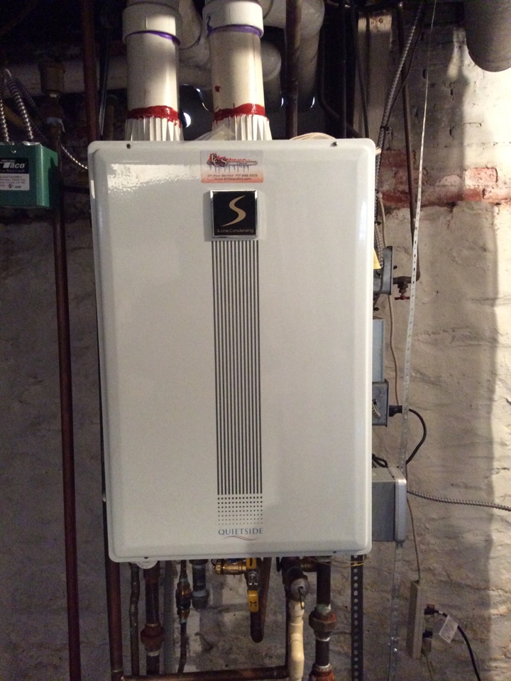 Lititz, PA - Quietside boiler servicing and tune up