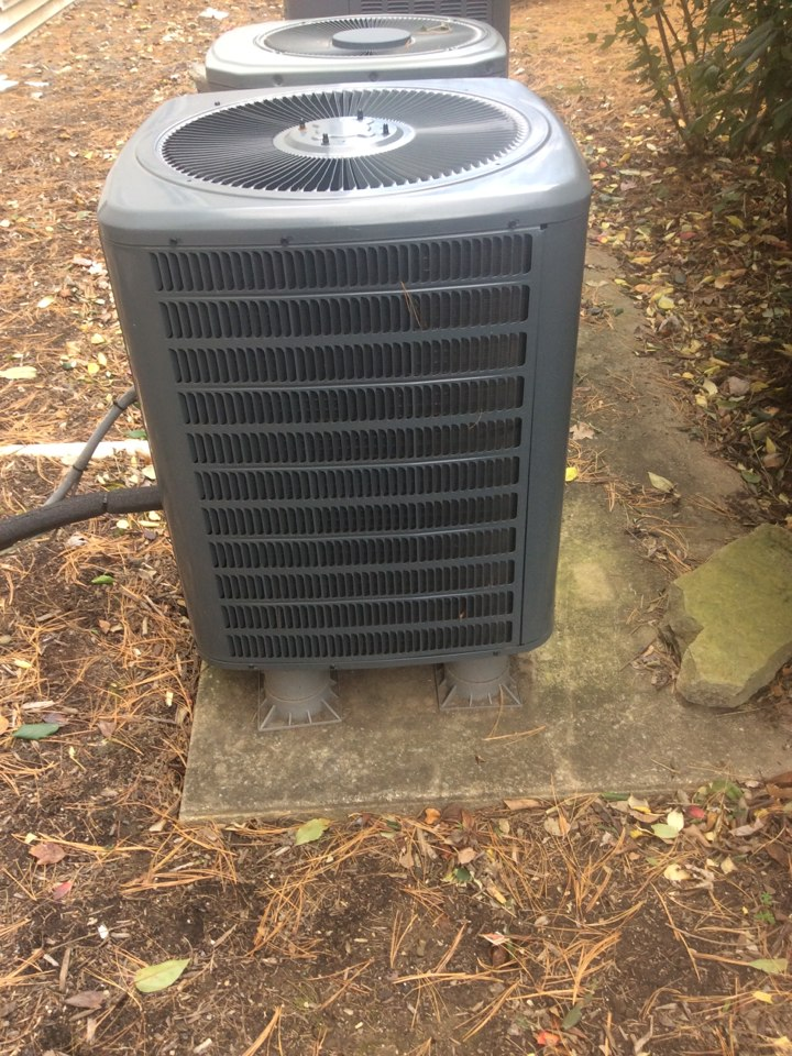 Camp Hill, PA - Amana distinction heat pump tune up servicing and preventive maintenance