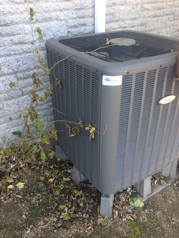 Grantville, PA - Whirlpool heat pump servicing and preventive maintenance