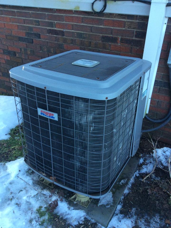 Grantville, PA - Heil heat pump repair not running