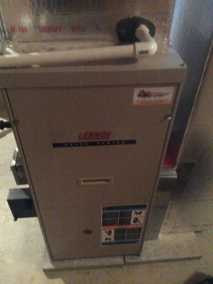 Wrightsville, PA - Lennox oil furnace repair wrightsville
